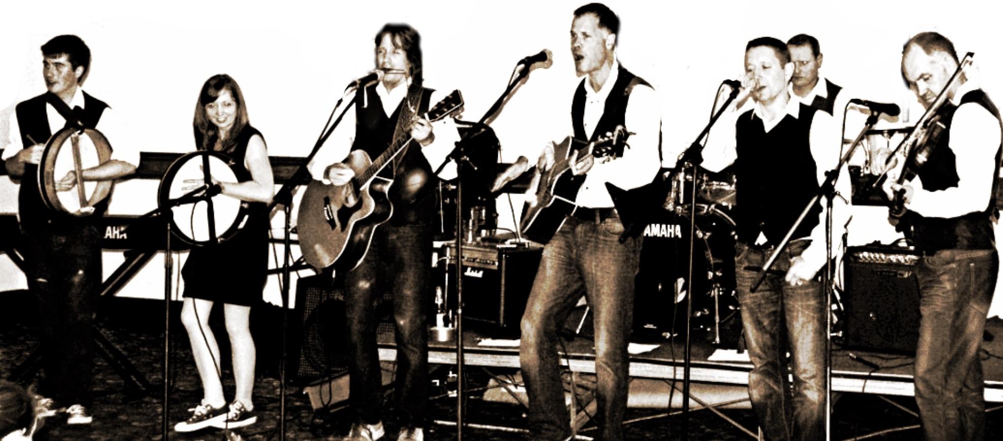 Finn McGinn and the Muddguards in Carryduff